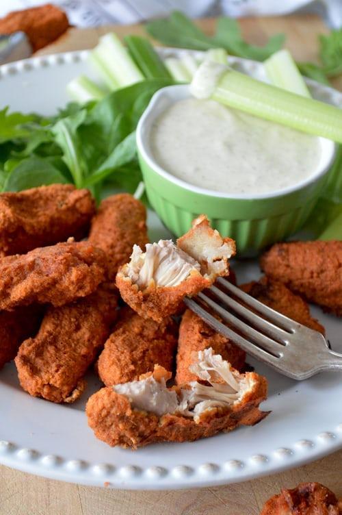 Crispy Chicken with Thousand Island Sauce