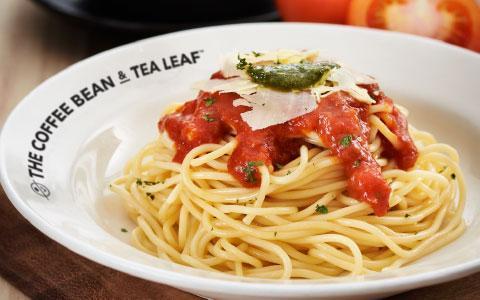 Tomato & Herb Pasta