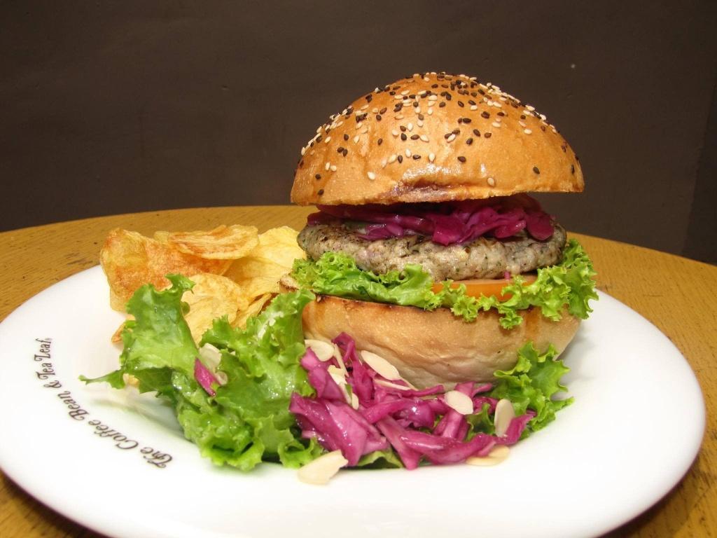 CBTL Special Chicken Burger