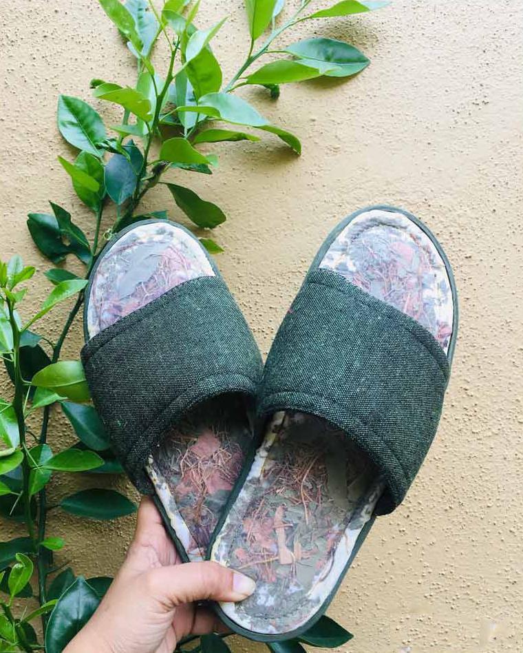 Ayurvedic Wellbeing Slippers (Unisex)