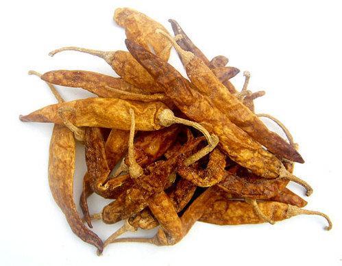 Sun Dried Curd Chillies