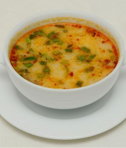 Spicy Seafood Soup - Tom Yam Talay
