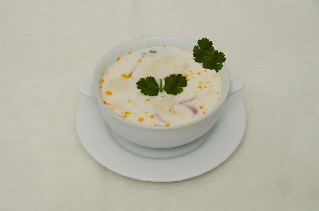 Coconut Chicken Soup - Tom Kha Gai