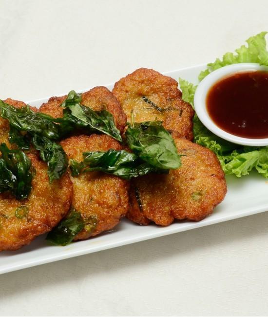 Thai Fish Cake ( 6 Pcs) - Todman Pla