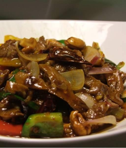 Mock Duck Cashew Nut - Ped Jay Phad Med Ma meung