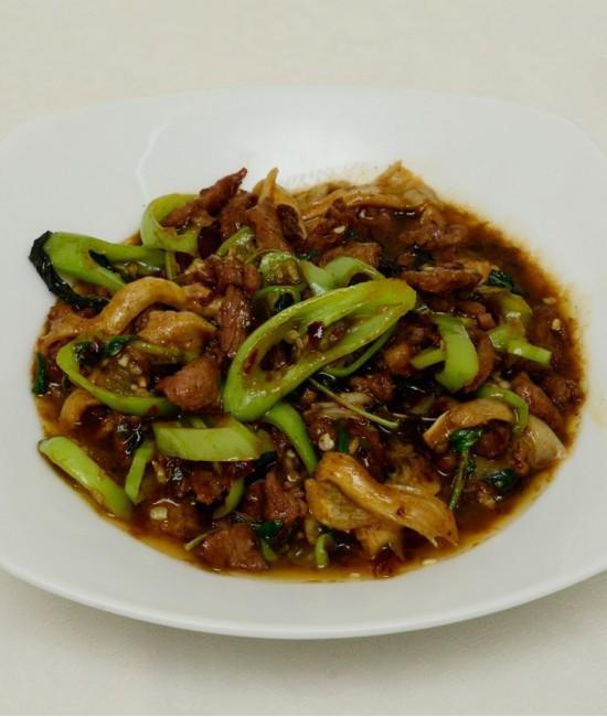 Lamb Basil - Neua Phad Ka Pao