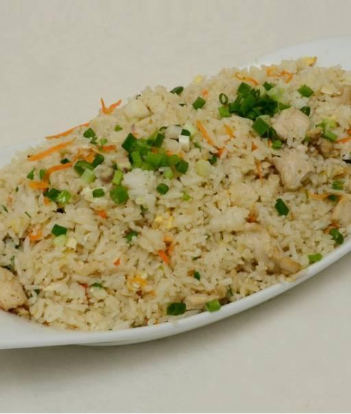 Chicken Fried Rice - Khao Phad Gai
