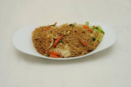 Vegetable Thin Noodles - Phad See Eiw Phak