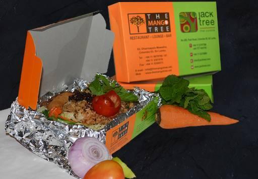 Chicken Lunch Packet