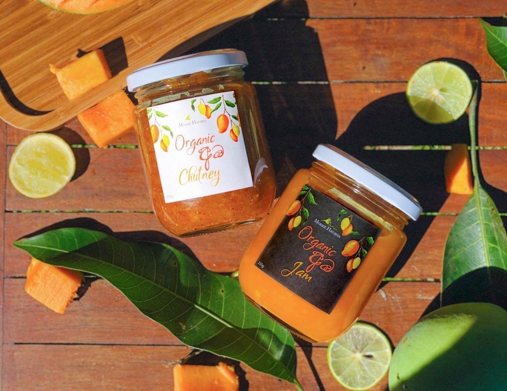 Combo - Mango Jam & Chutney