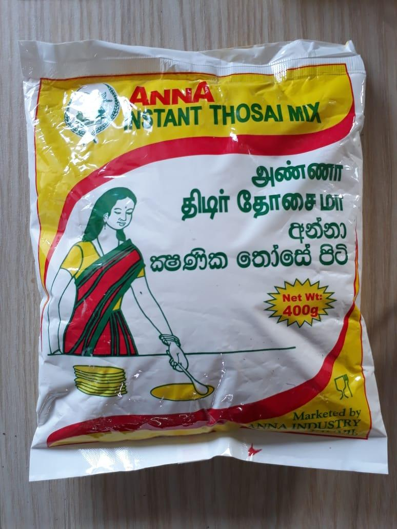 Image for Anna Instant Thosai Mix