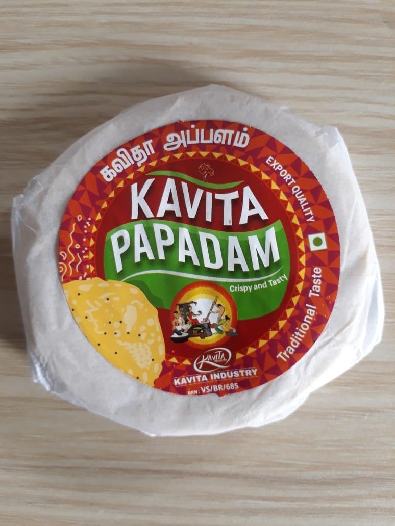 Kavita Papadam