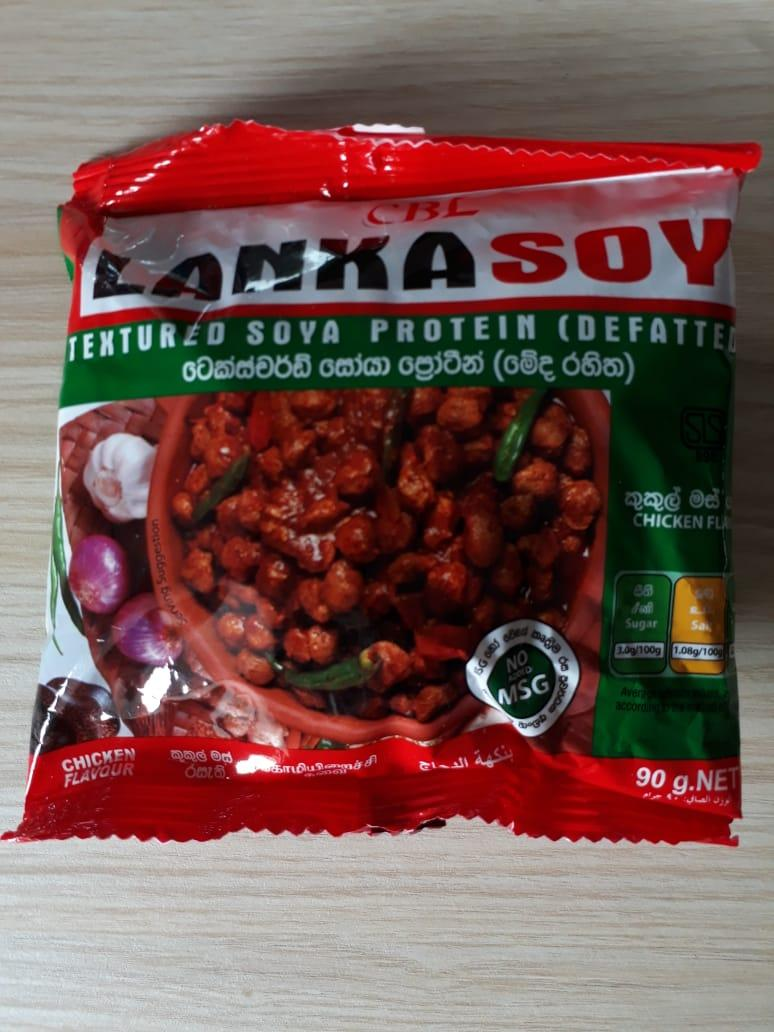 Chicken LANKA SOY