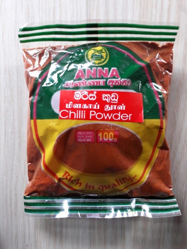 Anna Chilli Powder