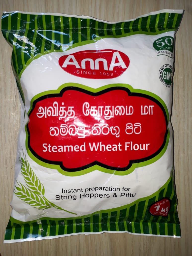 Steamed Wheat Flour