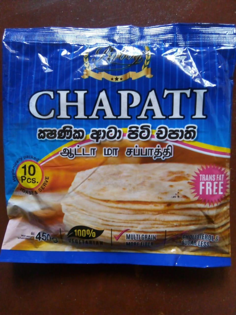 Chapati 450g