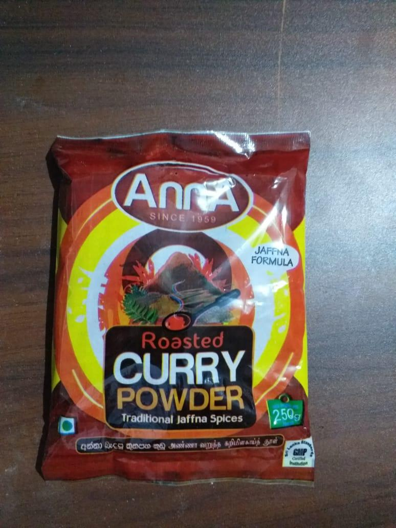 Image for Roasted Curry Powder 250g