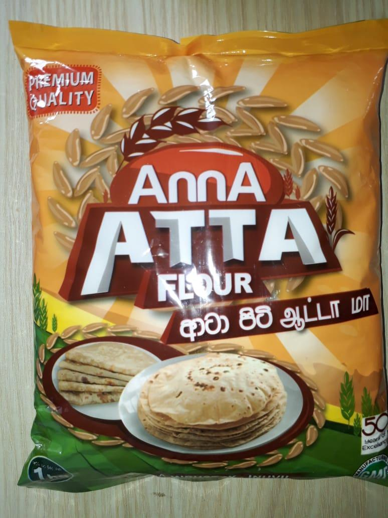 Anna Atta Flour