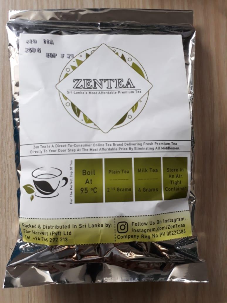 Zen tea 250g