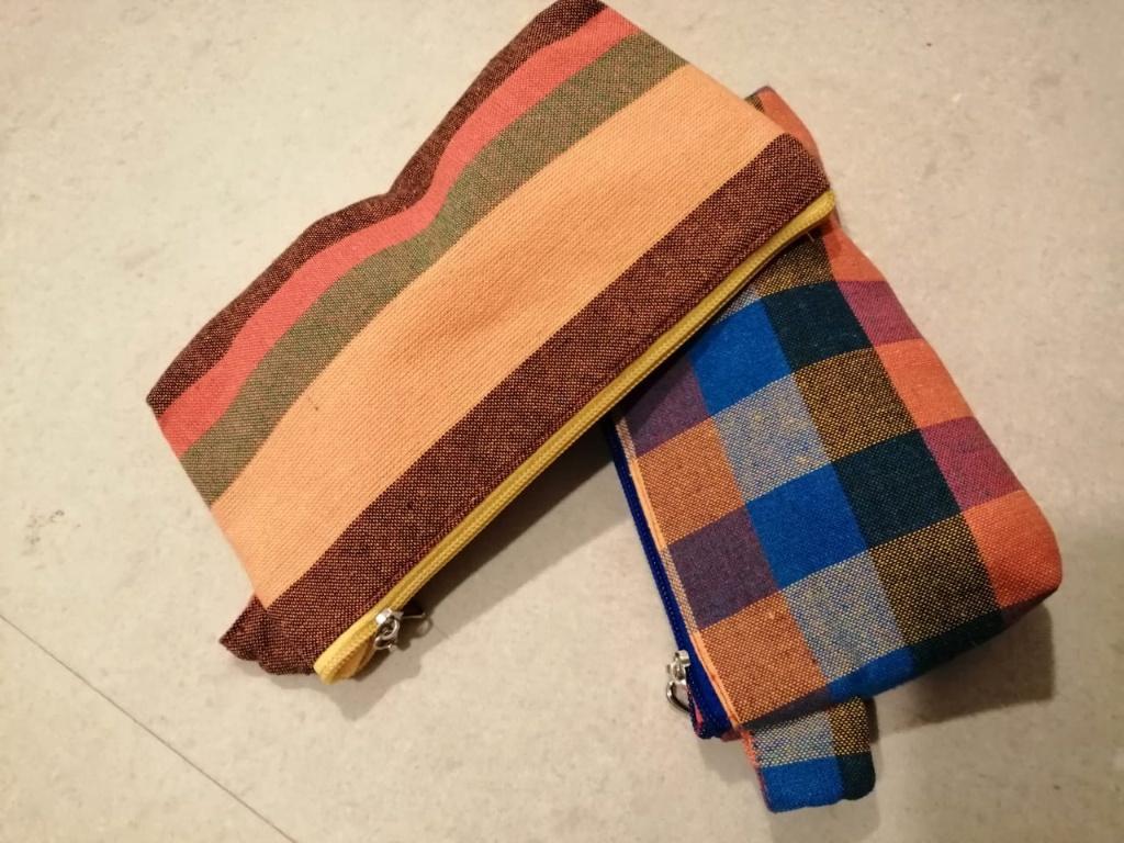 Hand loom pencil pearce