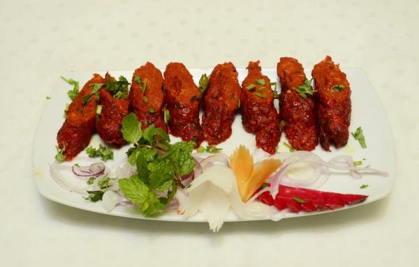 Lucknowi Seekh Kebab