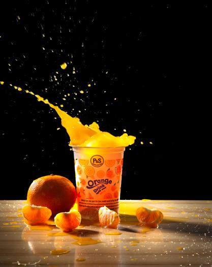 Orange Juice (2 Nos)
